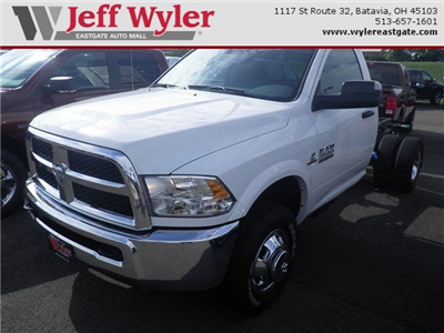 2016 Ram 3500 Regular Cab DRW 4x4 Cab Chassis #A29372 - photo 1