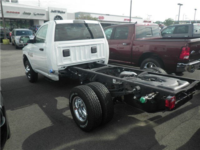 2016 Ram 3500 Regular Cab DRW 4x4 Cab Chassis #A29372 - photo 2