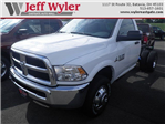 2016 Ram 3500 Regular Cab DRW 4x4, Cab Chassis #A29372 - photo 1