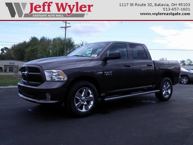 2018 Ram 1500 Crew Cab 4x4 Pickup #A29842 - photo 1