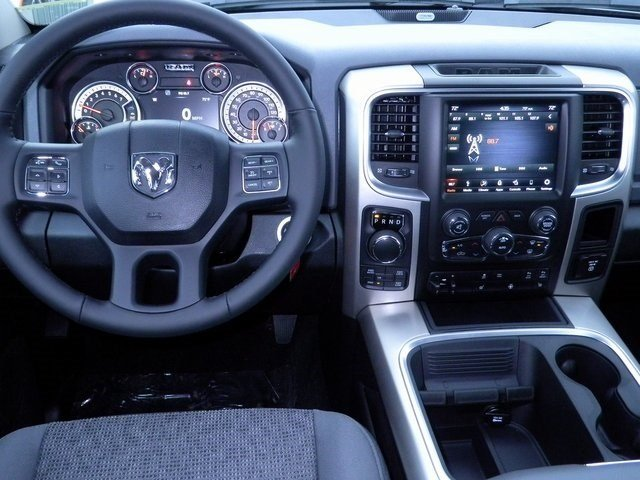 2018 Ram 1500 Crew Cab 4x4 Pickup #A29927 - photo 13
