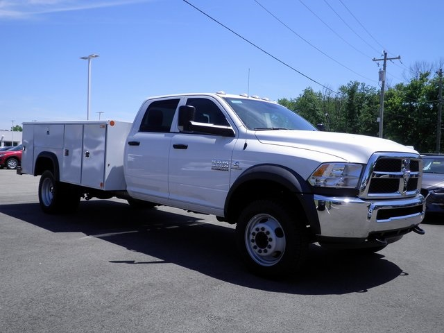 2016 Ram 5500 Crew Cab DRW 4x4, Service Body #A910118 - photo 4