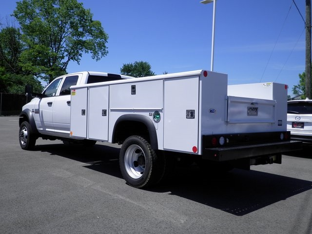 2016 Ram 5500 Crew Cab DRW 4x4, Service Body #A910118 - photo 2