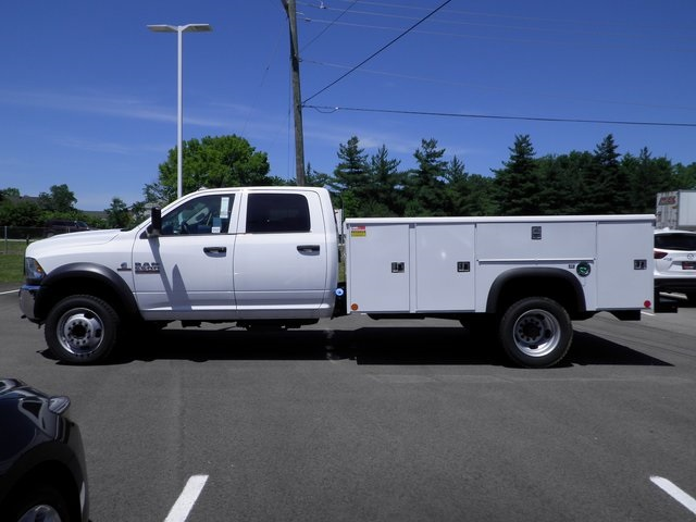 2016 Ram 5500 Crew Cab DRW 4x4, Service Body #A910118 - photo 8