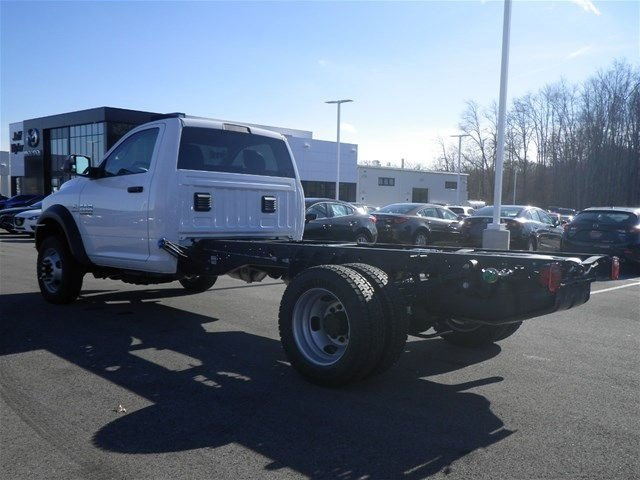 2017 Ram 5500 Regular Cab DRW 4x4, Cab Chassis #A910138 - photo 2