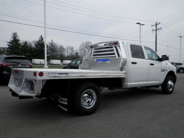 2017 Ram 3500 Crew Cab DRW 4x4, Hillsboro Platform Body #A910158 - photo 6