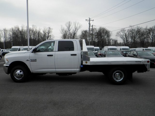2017 Ram 3500 Crew Cab DRW 4x4, Hillsboro Platform Body #A910158 - photo 8