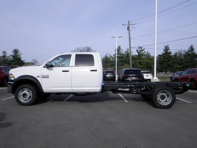 2018 Ram 4500 Crew Cab DRW 4x4 Cab Chassis #A910194 - photo 8
