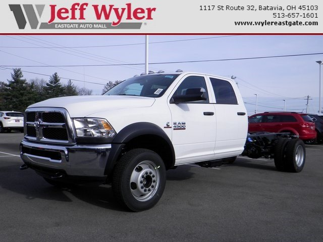 2018 Ram 4500 Crew Cab DRW 4x4 Cab Chassis #A910194 - photo 1