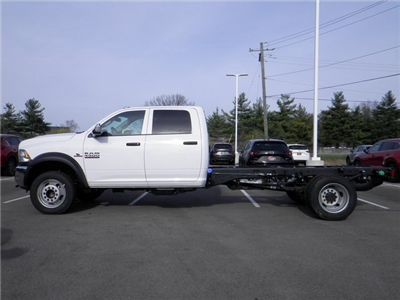 2018 Ram 4500 Crew Cab DRW 4x4, Cab Chassis #A910194 - photo 8