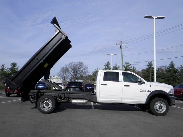 2018 Ram 4500 Crew Cab DRW 4x4 Dump Body #A910196 - photo 23
