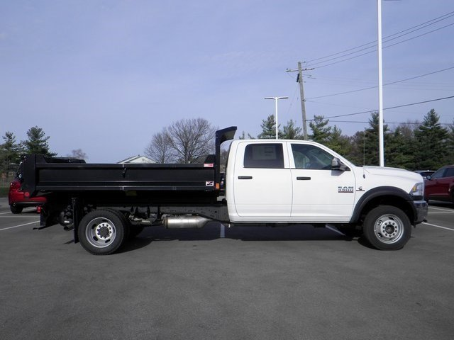 2018 Ram 4500 Crew Cab DRW 4x4 Dump Body #A910196 - photo 5