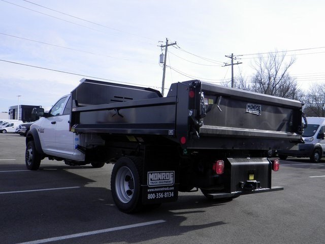2018 Ram 4500 Crew Cab DRW 4x4 Dump Body #A910196 - photo 2