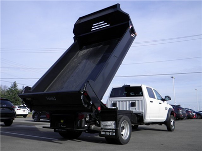 2018 Ram 4500 Crew Cab DRW 4x4 Dump Body #A910196 - photo 24