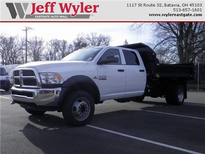 2018 Ram 4500 Crew Cab DRW 4x4 Dump Body #A910196 - photo 1