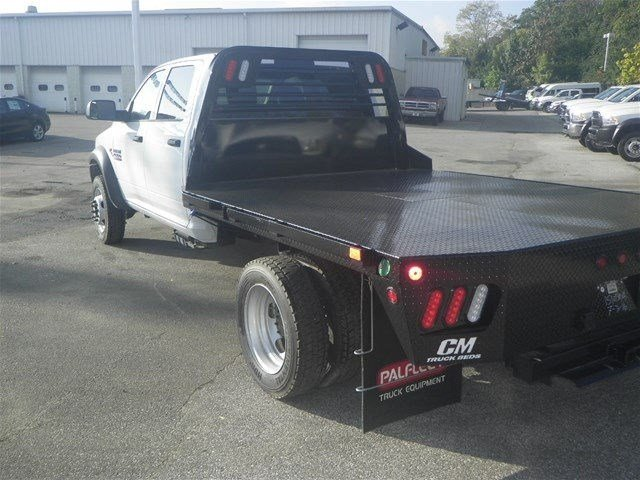 2016 Ram 4500 Crew Cab DRW 4x4, CM Truck Beds Platform Body #A910202 - photo 2