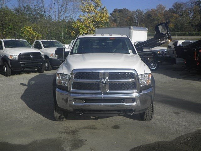 2016 Ram 4500 Crew Cab DRW 4x4, CM Truck Beds Platform Body #A910202 - photo 24