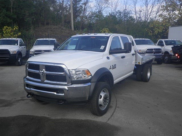 2016 Ram 4500 Crew Cab DRW 4x4, Hillsboro Platform Body #A910203 - photo 4