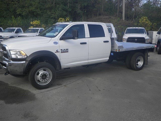 2016 Ram 4500 Crew Cab DRW 4x4, Hillsboro Platform Body #A910203 - photo 5