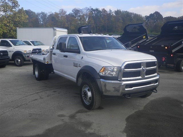 2016 Ram 4500 Crew Cab DRW 4x4, Hillsboro Platform Body #A910203 - photo 6