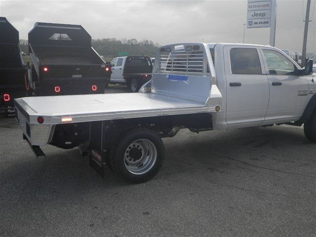 2016 Ram 4500 Crew Cab DRW 4x4 Platform Body #A910203 - photo 2