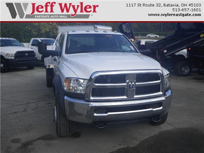 2016 Ram 4500 Crew Cab DRW 4x4 Platform Body #A910203 - photo 1