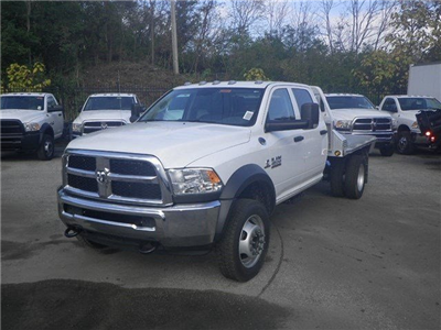 2016 Ram 4500 Crew Cab DRW 4x4 Platform Body #A910203 - photo 4