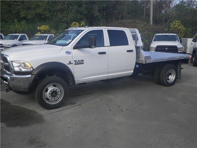 2016 Ram 4500 Crew Cab DRW 4x4 Platform Body #A910203 - photo 5