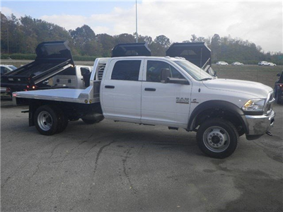 2016 Ram 4500 Crew Cab DRW 4x4 Platform Body #A910203 - photo 7