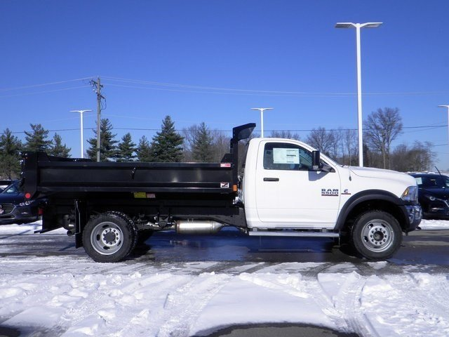 2018 Ram 5500 Regular Cab DRW 4x4, Monroe MTE-Zee Dump Dump Body #A910211 - photo 5
