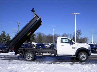 2018 Ram 5500 Regular Cab DRW 4x4, Monroe MTE-Zee Dump Dump Body #A910211 - photo 21