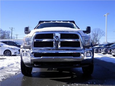 2018 Ram 5500 Regular Cab DRW 4x4, Monroe MTE-Zee Dump Dump Body #A910211 - photo 3