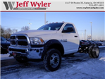 2018 Ram 5500 Regular Cab DRW 4x4, Cab Chassis #A910224 - photo 1