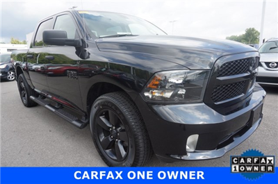 2017 Ram 1500 Crew Cab 4x4, Pickup #AT0870 - photo 23