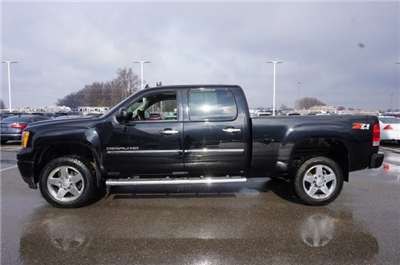 2011 Sierra 2500 Crew Cab 4x4, Pickup #A30025A - photo 5
