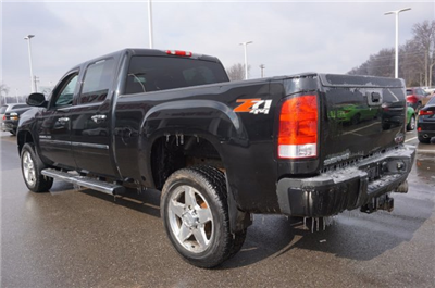 2011 Sierra 2500 Crew Cab 4x4, Pickup #A30025A - photo 2