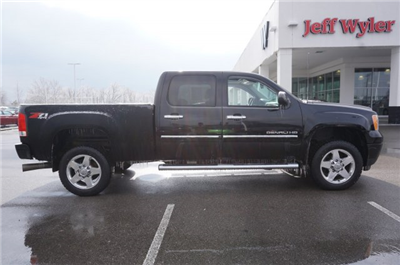 2011 Sierra 2500 Crew Cab 4x4, Pickup #A30025A - photo 7