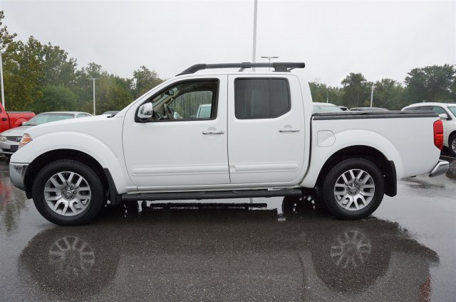 2012 Frontier Crew Cab, Pickup #A662859A - photo 3