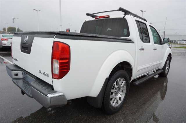 2012 Frontier Crew Cab, Pickup #A662859A - photo 5