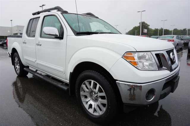 2012 Frontier Crew Cab, Pickup #A662859A - photo 7