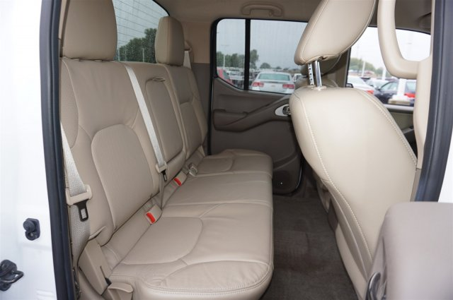 2012 Frontier Crew Cab, Pickup #A662859A - photo 24