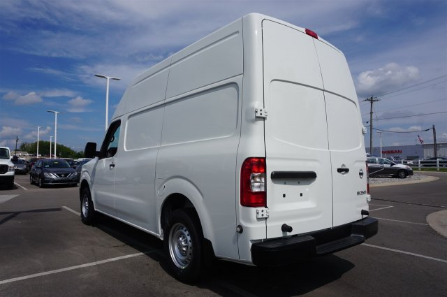2017 NV HD High Roof, Cargo Van #A920098 - photo 4