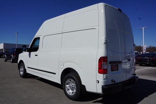 2018 NV HD High Roof, Cargo Van #A920109 - photo 4