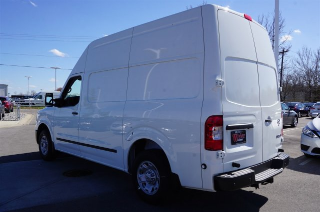 2018 NV HD High Roof, Cargo Van #A920110 - photo 4
