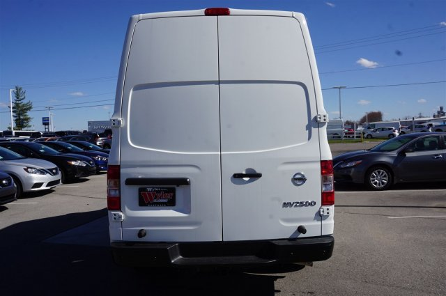 2018 NV HD High Roof, Cargo Van #A920110 - photo 5