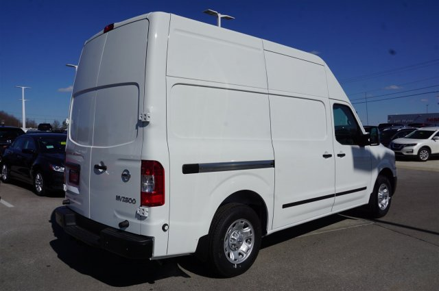 2018 NV HD High Roof, Cargo Van #A920110 - photo 6