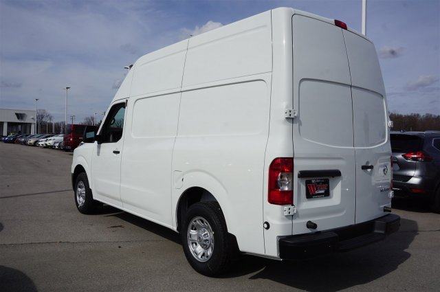 2018 NV HD High Roof, Cargo Van #A920111 - photo 4