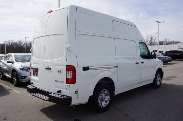 2018 NV HD High Roof, Cargo Van #A920111 - photo 6