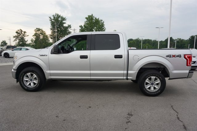 2017 F-150 Crew Cab 4x4, Pickup #AT0802 - photo 3