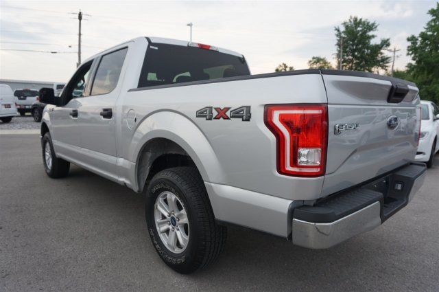 2017 F-150 Crew Cab 4x4, Pickup #AT0802 - photo 2